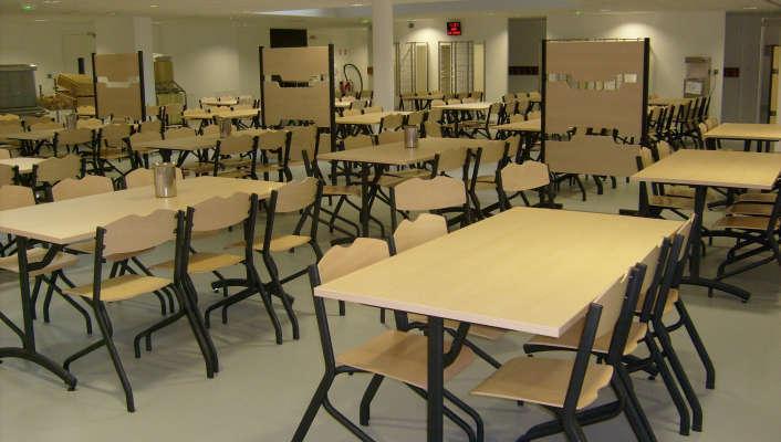 Mobilier enseignement prieur equipement mobilier yonne 89 for Ambiance tables et chaises reims