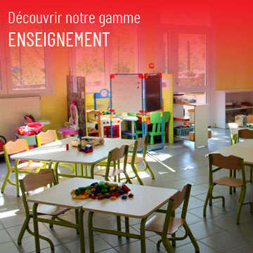 Mobilier Enseignement