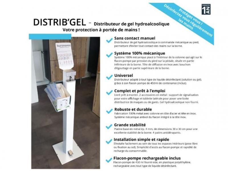 Distrib'gel