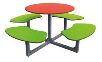 Table pique-nique petite enfance