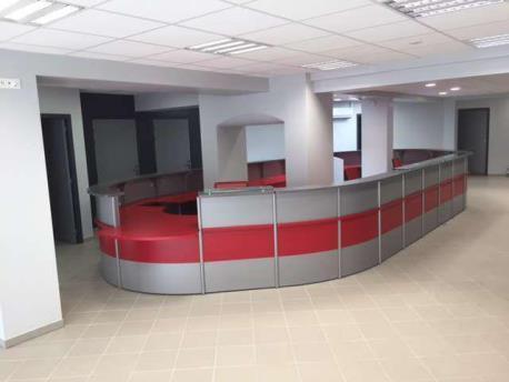 Réalisation banque d'accueil OBADE